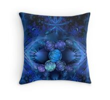 I'll Burn a Candle For You Throw Pillow