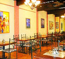 Old San Juan Bistro by TravelGyal