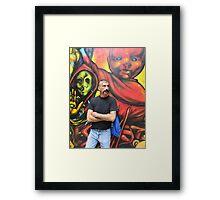 Bad boys rule Framed Print