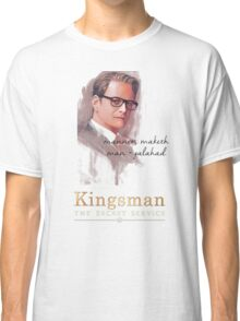 Kingsman - The Secret Service Classic T-Shirt