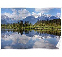 Vermillion Lakes (2) Poster