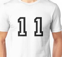 Number Eleven Unisex T-Shirt