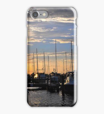 Gulf Coast Sunrise iPhone Case/Skin