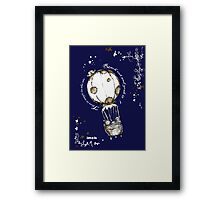 Magic is in the Air Framed Print