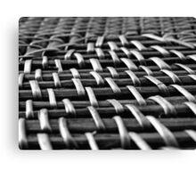 Close Knit Canvas Print