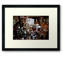 Goodies from Orta  Framed Print
