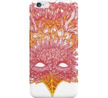 Firebird Line Design iPhone Case/Skin
