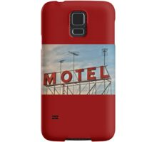 MOTEL Samsung Galaxy Case/Skin