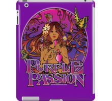 Purple Passion iPad Case/Skin