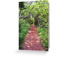 Do You Know The Way To Castle Rock? Greeting Card