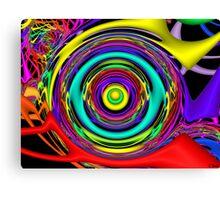 Color Vision Canvas Print