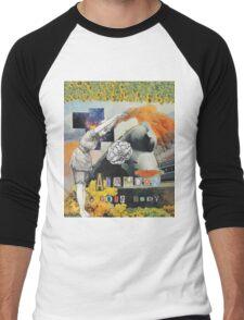 Abandon Your Body Men's Baseball ¾ T-Shirt