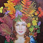 Harvest Queen by lanadi
