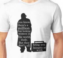 Silent Bob speaks out Unisex T-Shirt