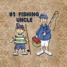 Number #1 Fishing Uncle by SpiceTree