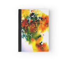 Lainey's Daisies Hardcover Journal