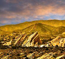 On the Roads of California -Vasquez Rocks by LudaNayvelt