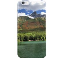 Wedge Pond -  Bow Valley Provincial Park iPhone Case/Skin