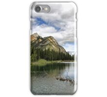 Mount Lorette Ponds iPhone Case/Skin