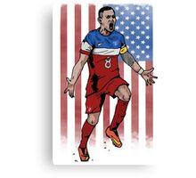 USA! Canvas Print