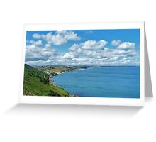 best views in life are free Greeting Card