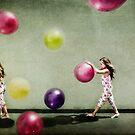 Some balls by Vanesa Muñoz