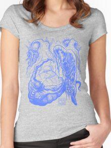 Alien Doom Women's Fitted Scoop T-Shirt