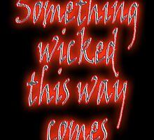 MACBETH, Something Wicked, Shakespeare Play, Theater, Play, Second Witch by TOM HILL - Designer