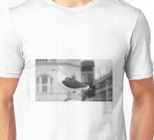 Single Seagull Unisex T-Shirt