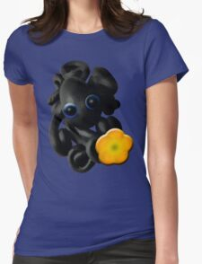 Squid O Pus wants to be friends! Womens Fitted T-Shirt