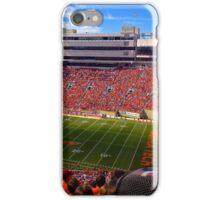 Lane Stadium Orange Effect iPhone Case/Skin