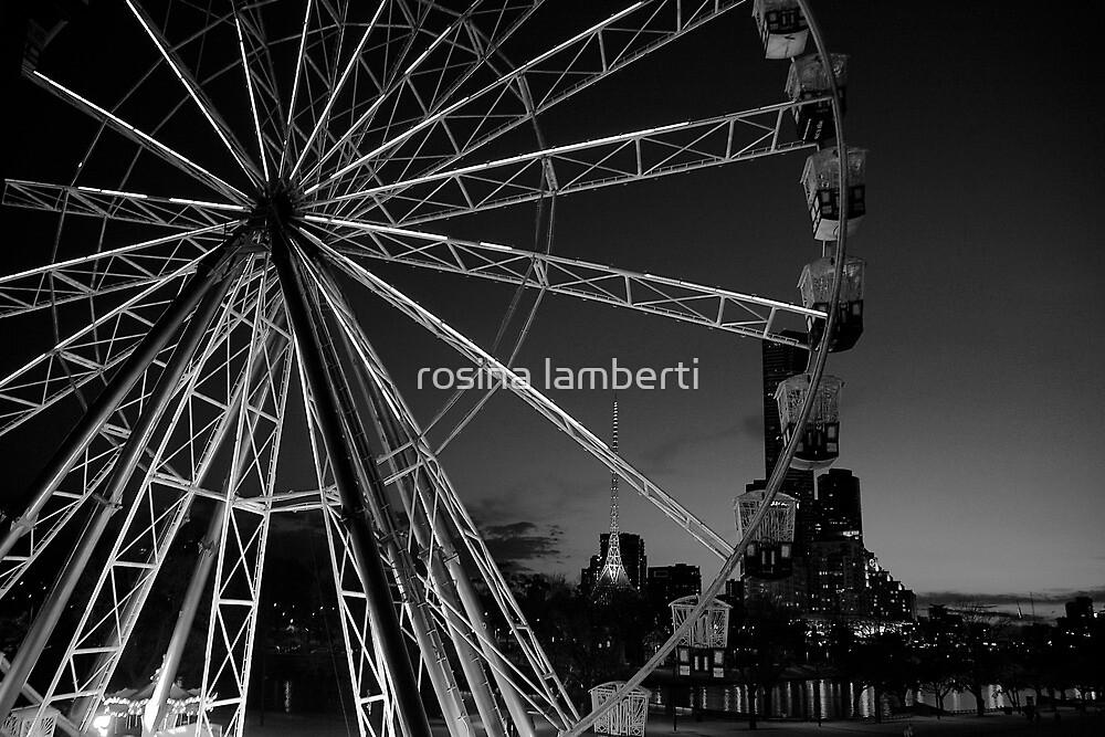 Melbourne Nite by Rosina  Lamberti