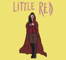 Little Red Kids Tee