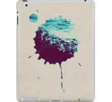 AQUA iPad Case/Skin