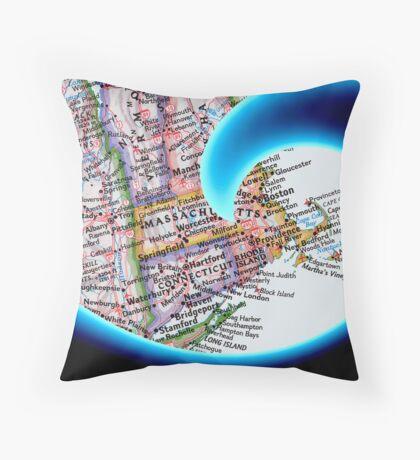 La Palma Effect Throw Pillow