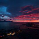 Kaikoura Sunrise by Trevor Murphy