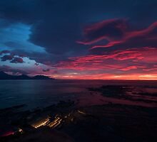 Kaikoura Sunrise by Trevor Murphy