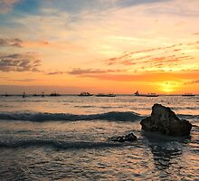 BORACAY 03 by Tom Uhlenberg