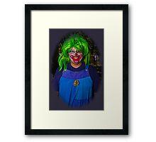 Jo-Jo Framed Print