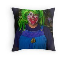 Jo-Jo Throw Pillow
