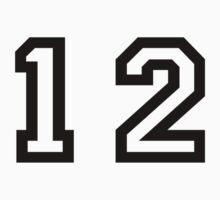 Number Twelve by sweetsixty