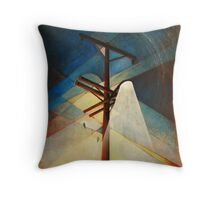 Earth Bound Power #4 Throw Pillow