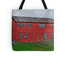 old tannery building Tote Bag