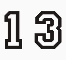 Number Thirteen by sweetsixty