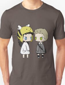 Babies Cas and Dean Unisex T-Shirt