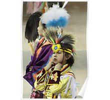 Blackfoot Children Poster