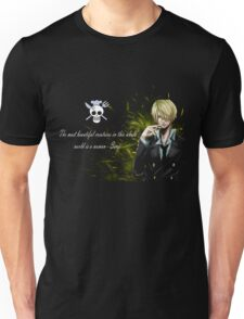 Sanji's quote - one piece Unisex T-Shirt