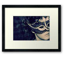 ~ the belle of the ball ~ Framed Print