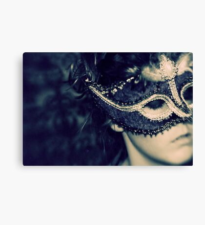 ~ the belle of the ball ~ Canvas Print