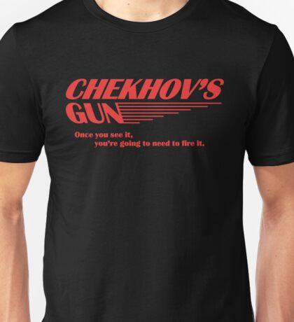Chekhov's Gun T-Shirt